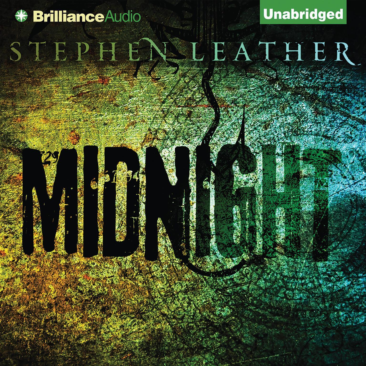 Printable Midnight Audiobook Cover Art