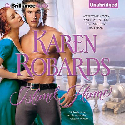 Island Flame Audiobook, by Karen Robards