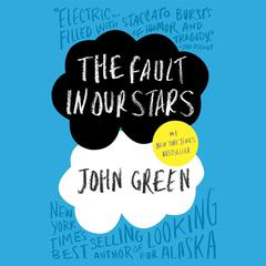 The Fault in Our Stars Audiobook, by John Green