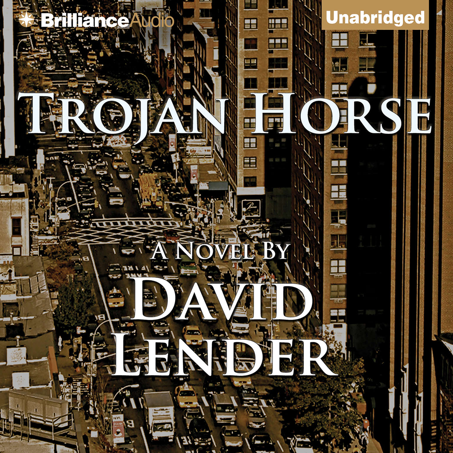 Printable Trojan Horse Audiobook Cover Art