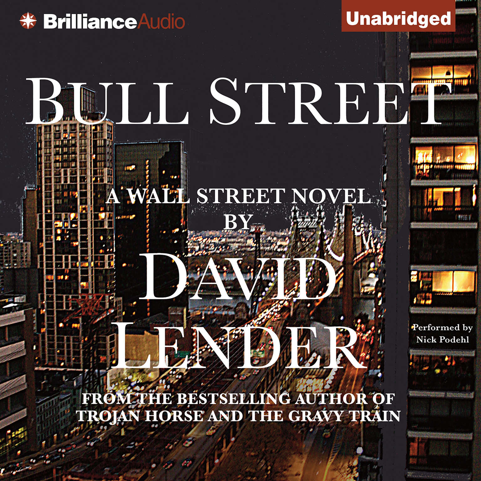 Printable Bull Street Audiobook Cover Art