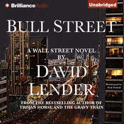 Bull Street Audiobook, by David Lender