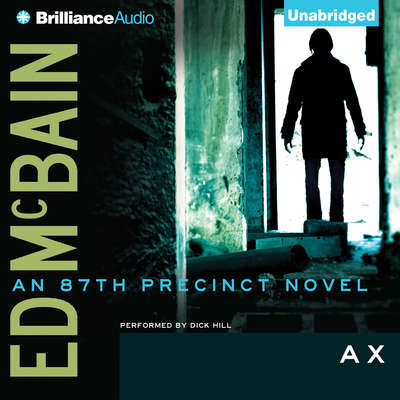 Ax Audiobook, by Ed McBain