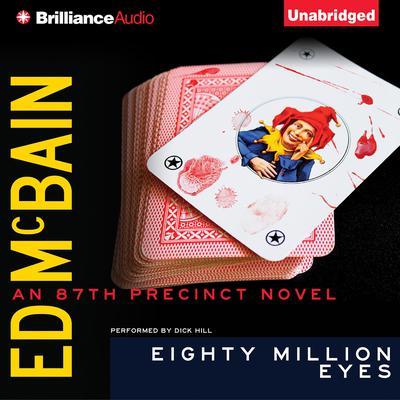 Eighty Million Eyes Audiobook, by Ed McBain