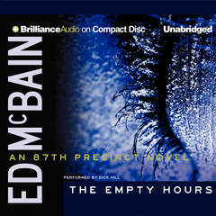 The Empty Hours Audiobook, by Ed McBain