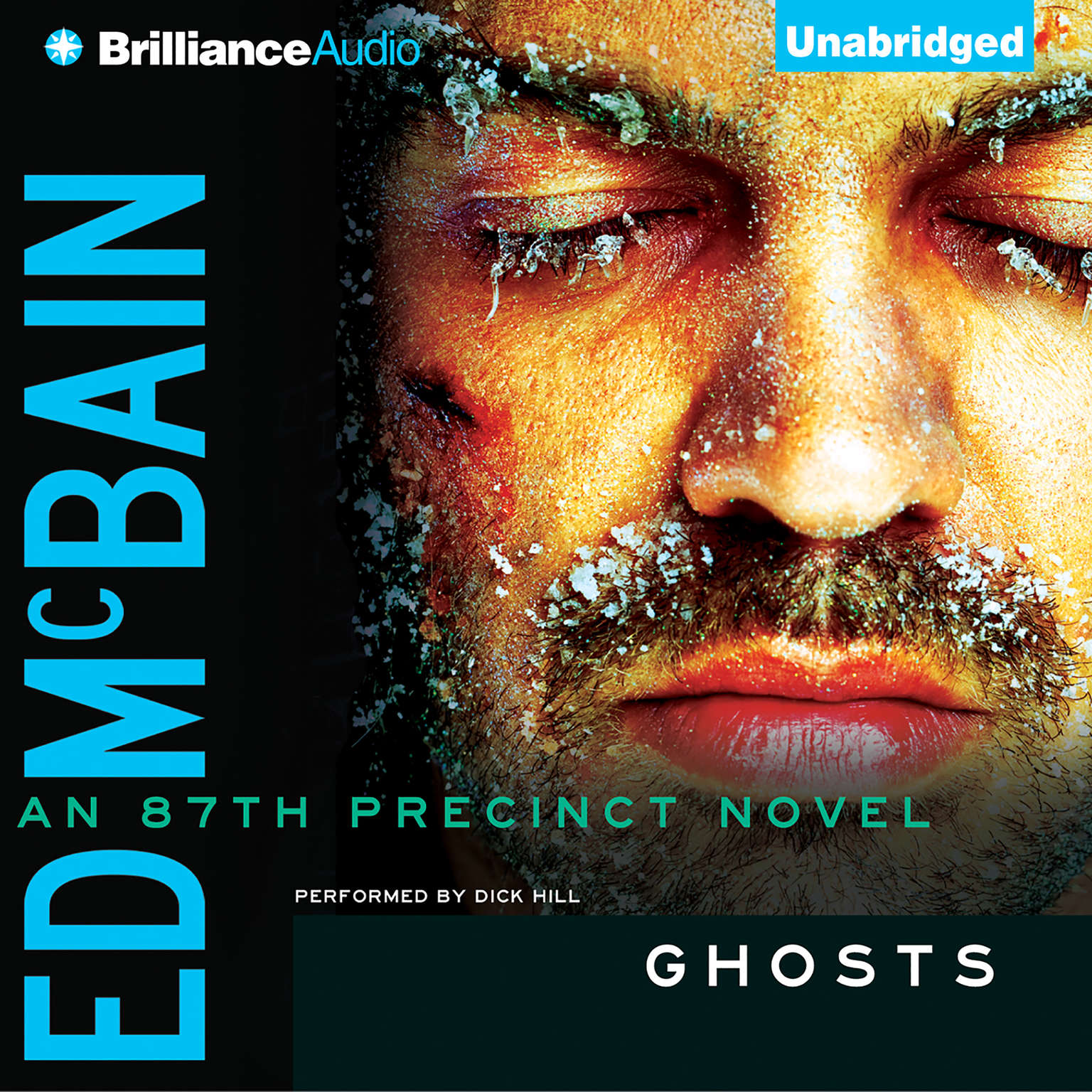 Printable Ghosts Audiobook Cover Art
