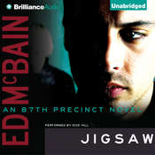 Jigsaw Audiobook, by Ed McBain