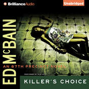 Killers Choice Audiobook, by Ed McBain