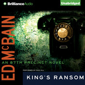 King's Ransom Audiobook, by Ed McBain