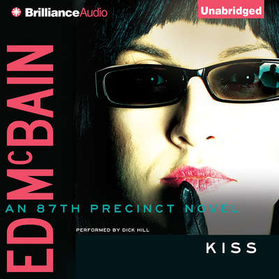 Kiss Audiobook, by Ed McBain