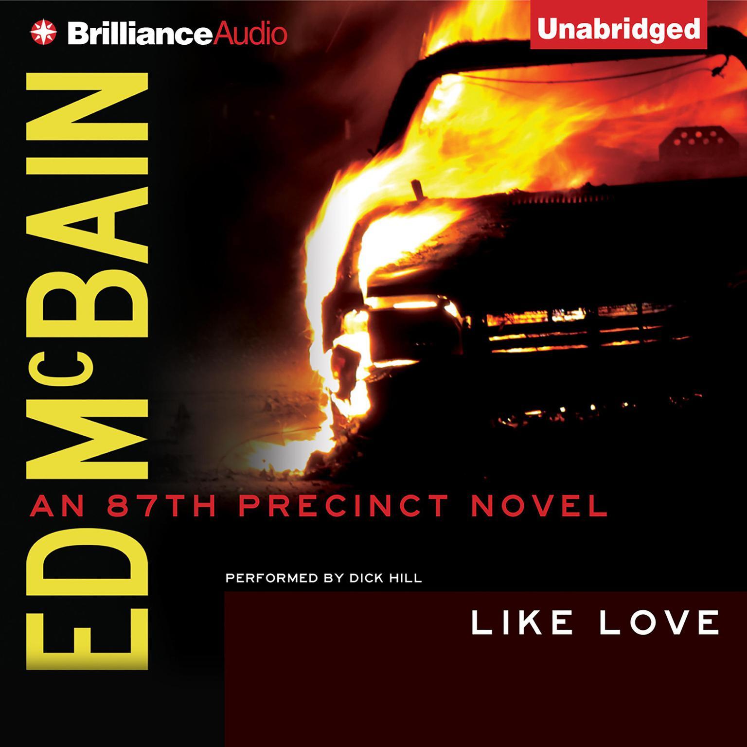 Printable Like Love Audiobook Cover Art
