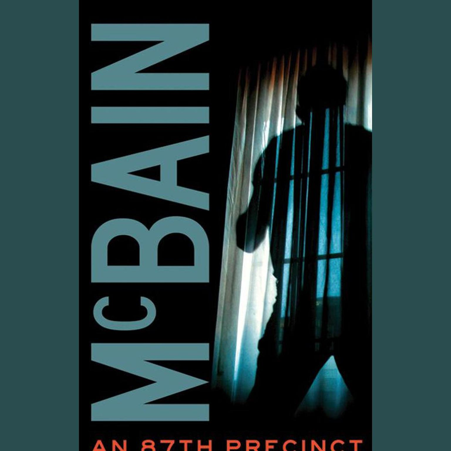 Printable Lullaby Audiobook Cover Art