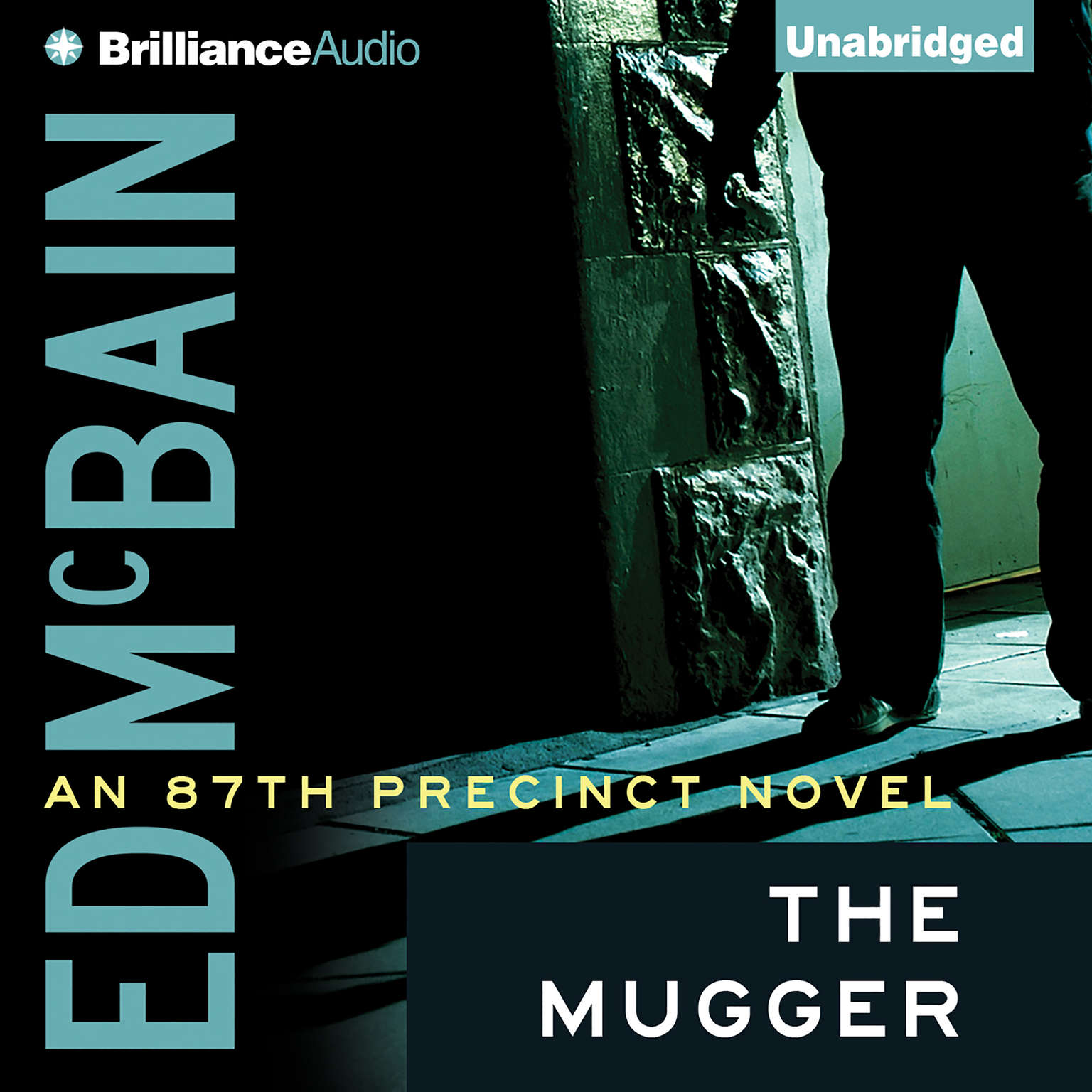 Printable The Mugger Audiobook Cover Art