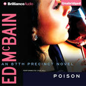 Poison Audiobook, by Ed McBain