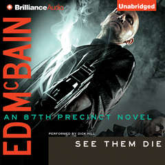 See Them Die Audiobook, by Ed McBain