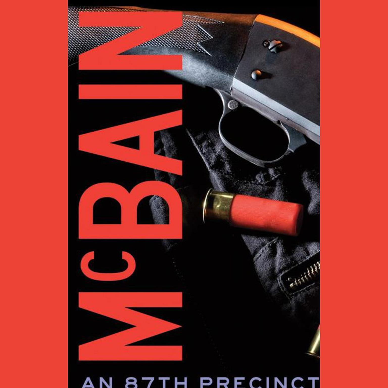 Printable Shotgun Audiobook Cover Art