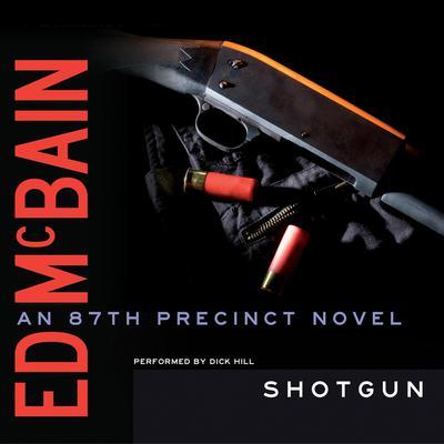 Shotgun Audiobook, by Ed McBain