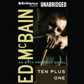 Ten Plus One, by Ed McBain