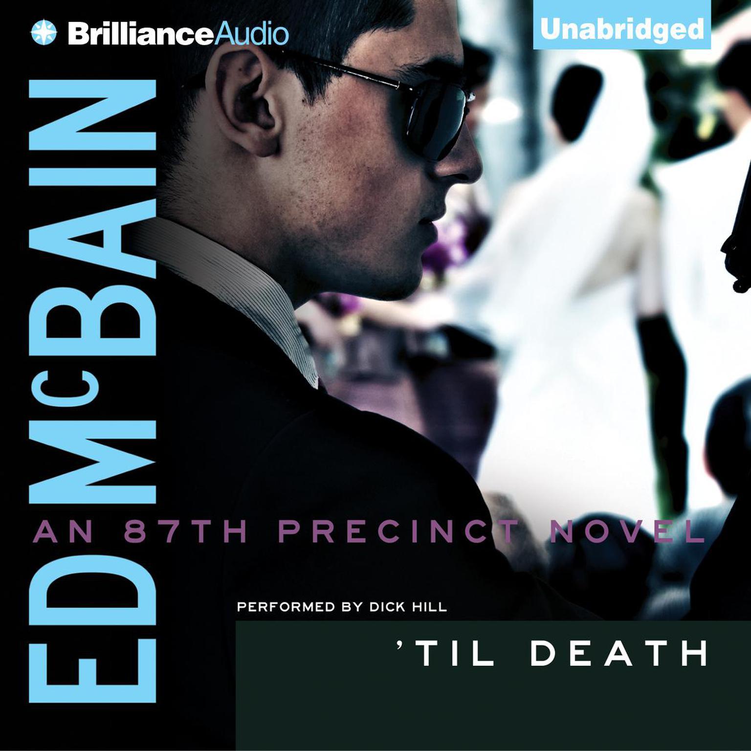 Printable 'Til Death Audiobook Cover Art