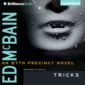 Tricks Audiobook, by Ed McBain