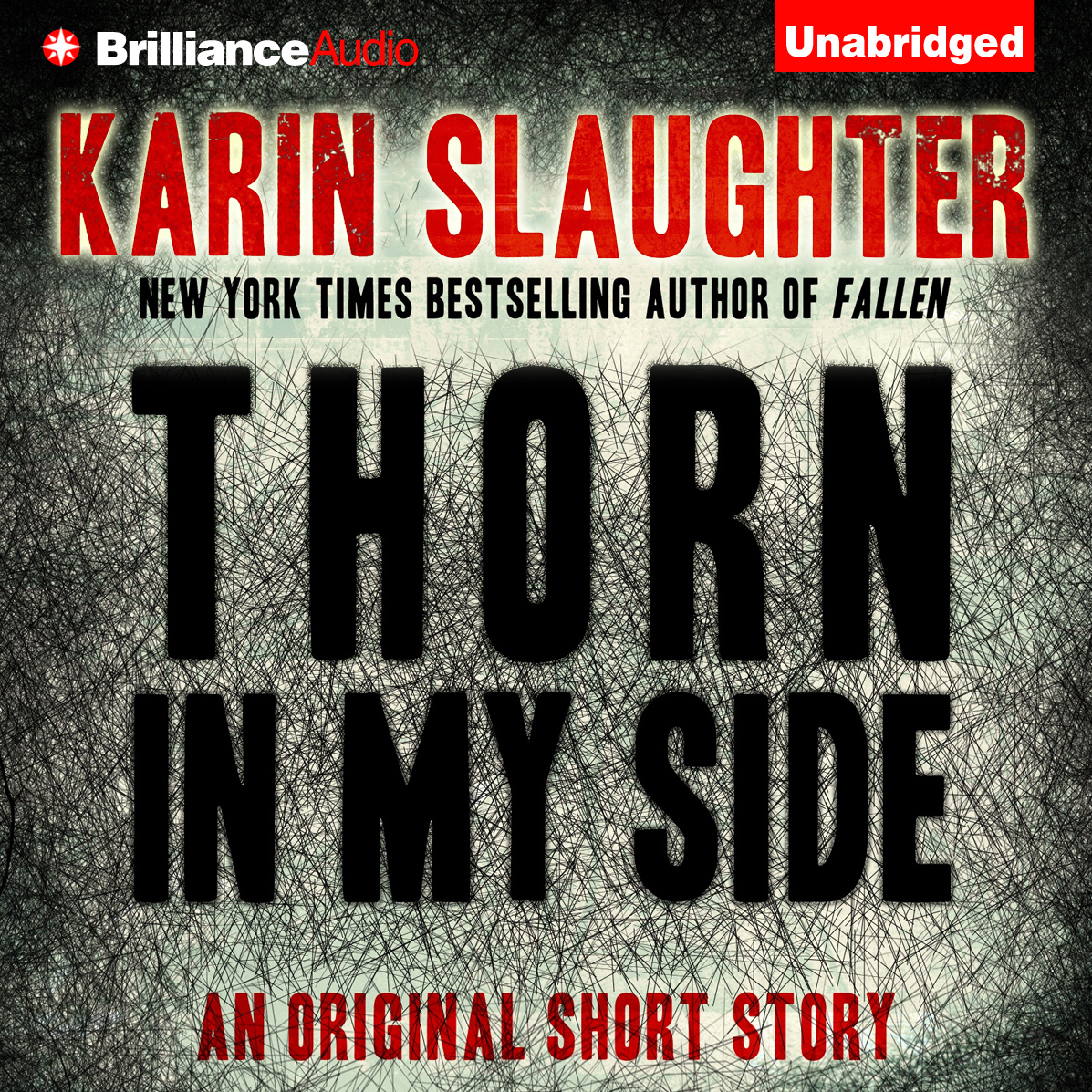 Printable Thorn in My Side Audiobook Cover Art