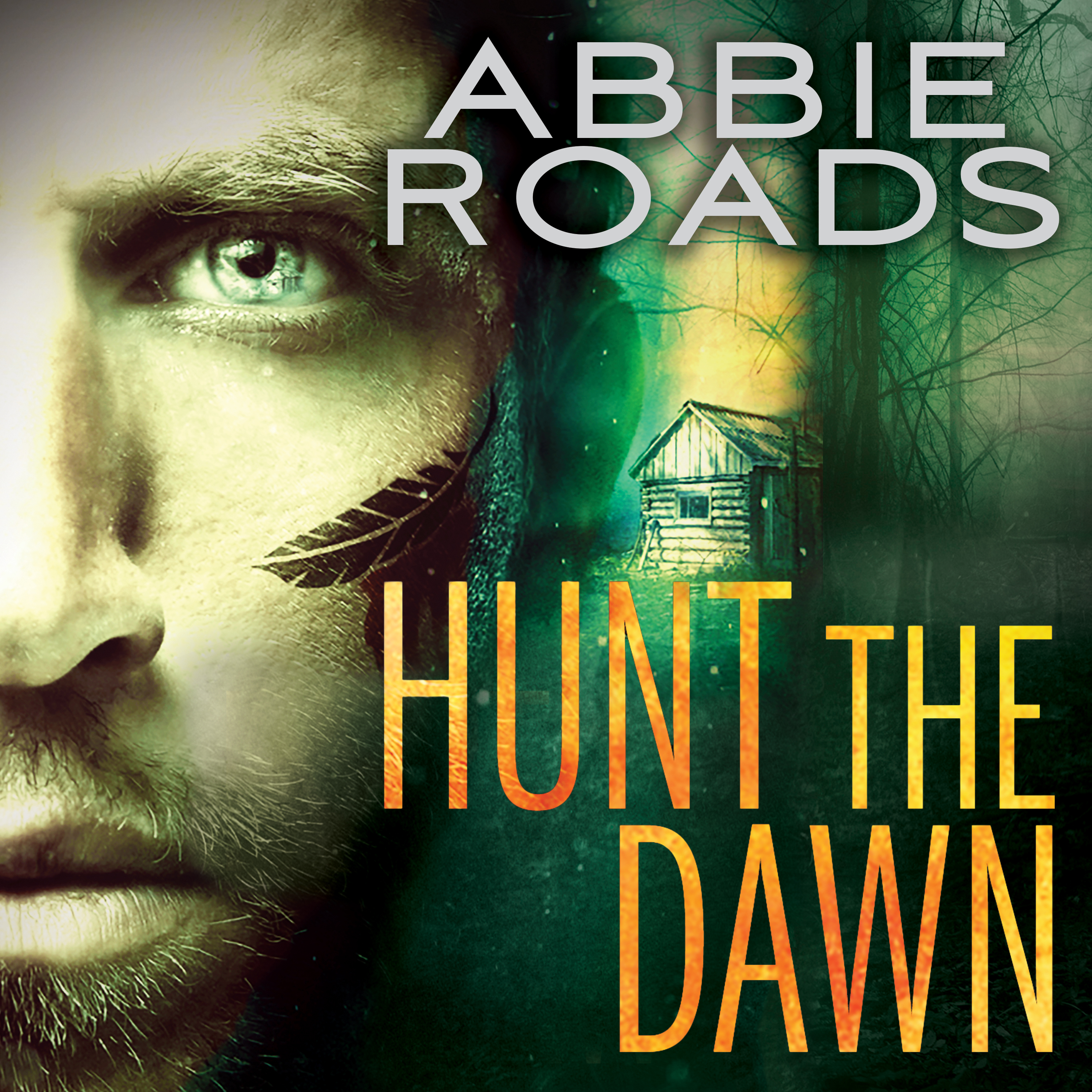 Printable Hunt the Dawn Audiobook Cover Art