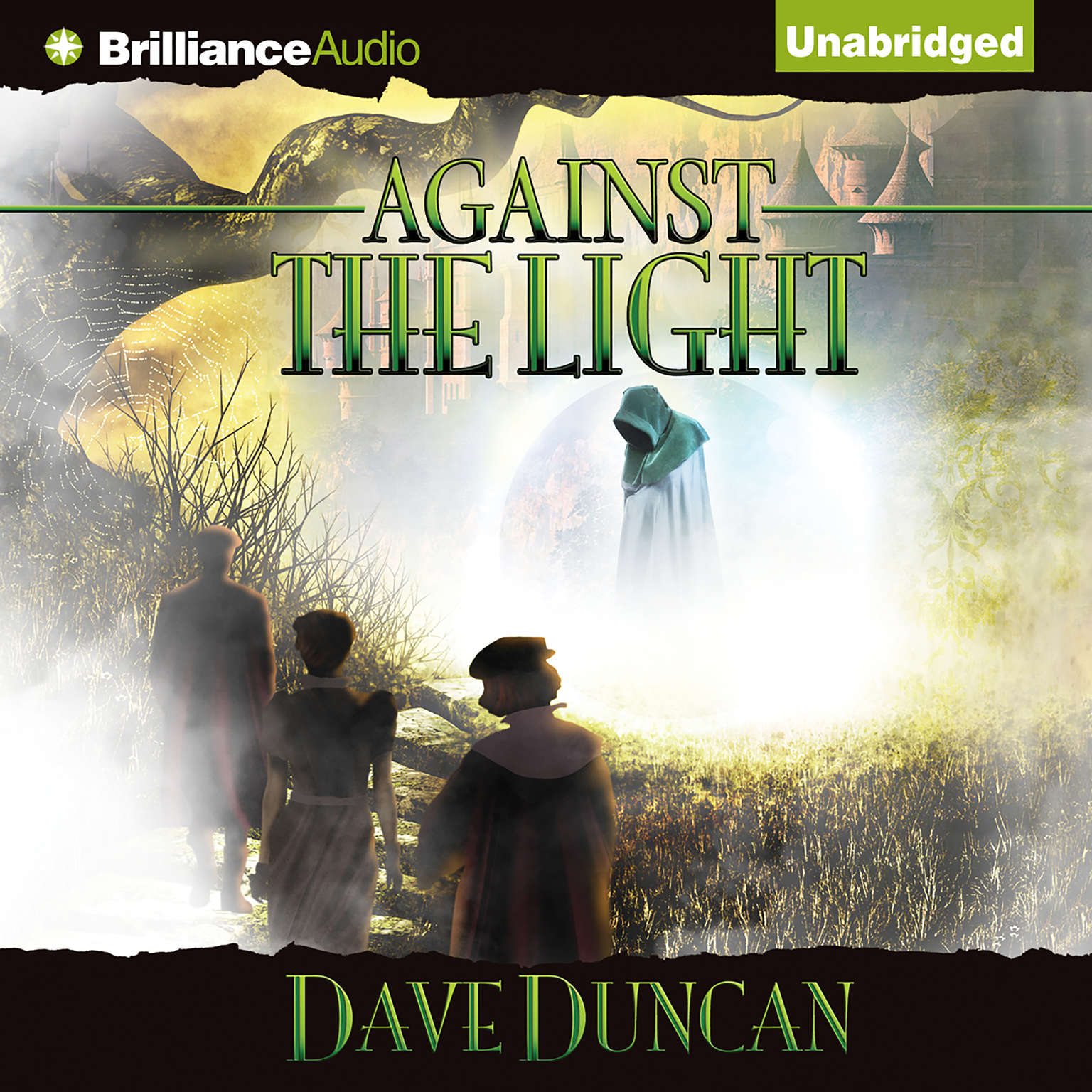 Printable Against the Light Audiobook Cover Art