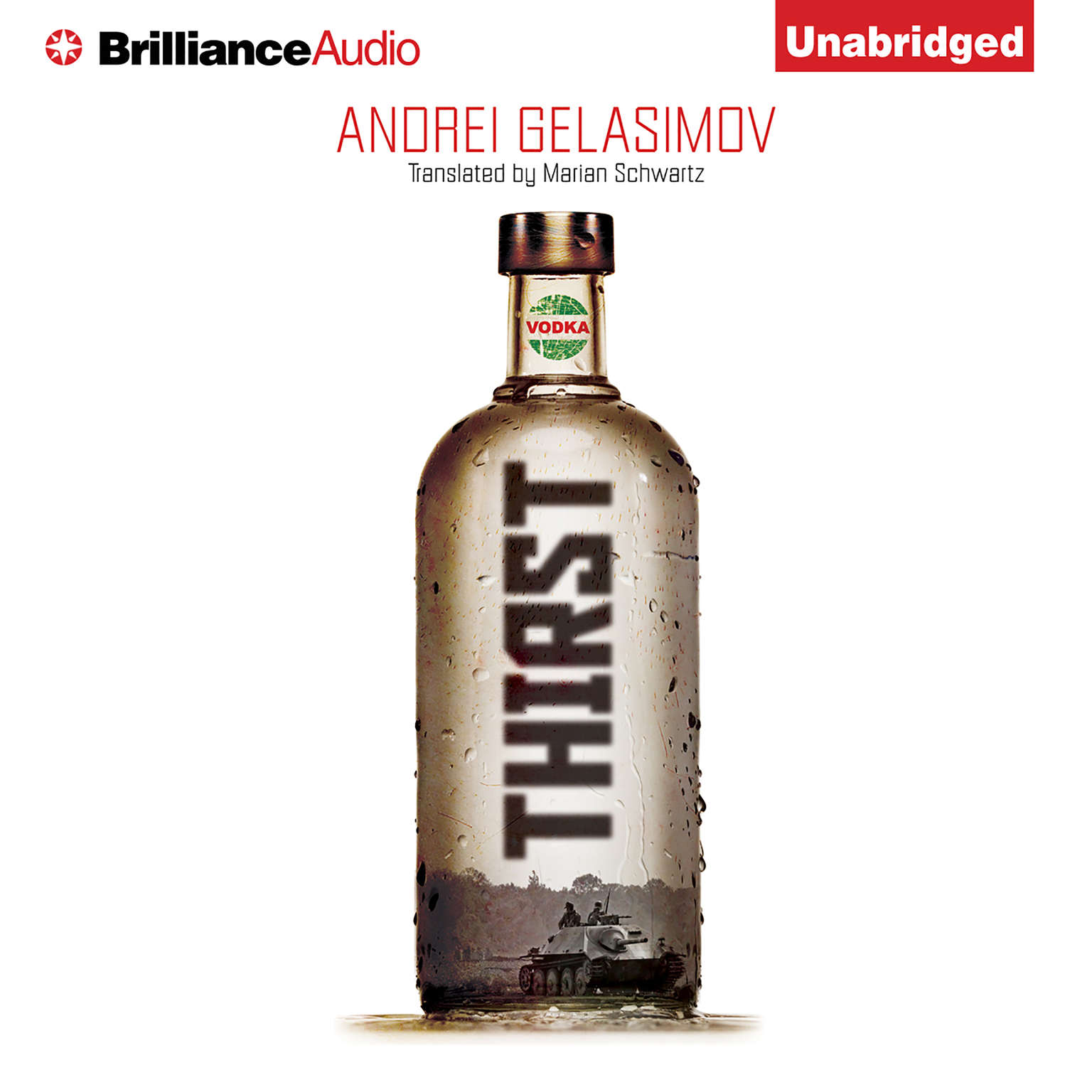 Printable Thirst Audiobook Cover Art