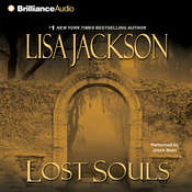 Lost Souls Audiobook, by Lisa Jackson