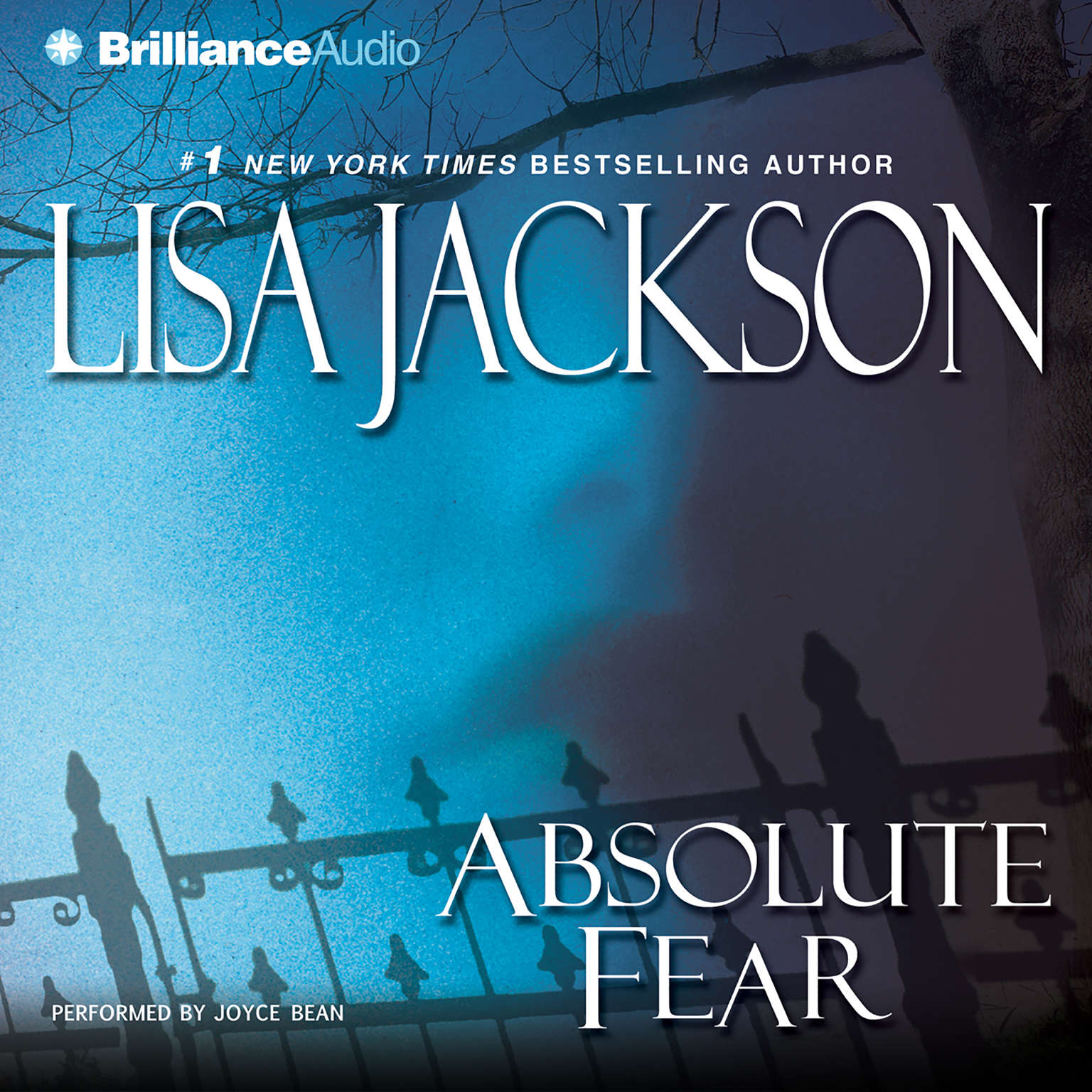 Printable Absolute Fear Audiobook Cover Art