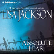 Absolute Fear, by Lisa Jackson