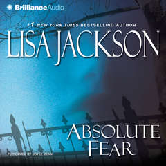 Absolute Fear Audiobook, by Lisa Jackson