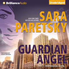 Guardian Angel Audiobook, by Sara Paretsky