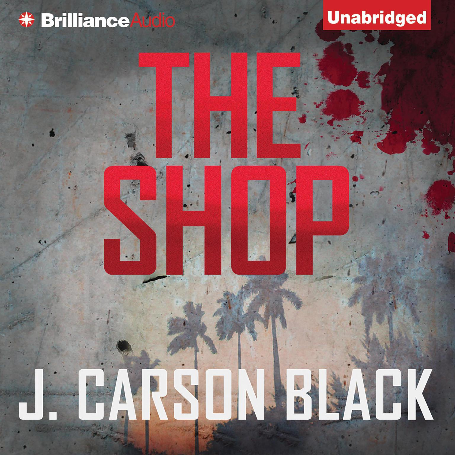 Printable The Shop Audiobook Cover Art