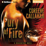 Fury of Fire Audiobook, by Coreene Callahan