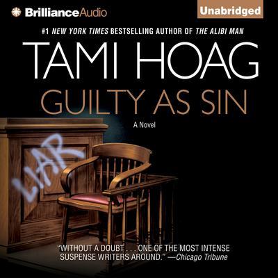 Guilty as Sin Audiobook, by