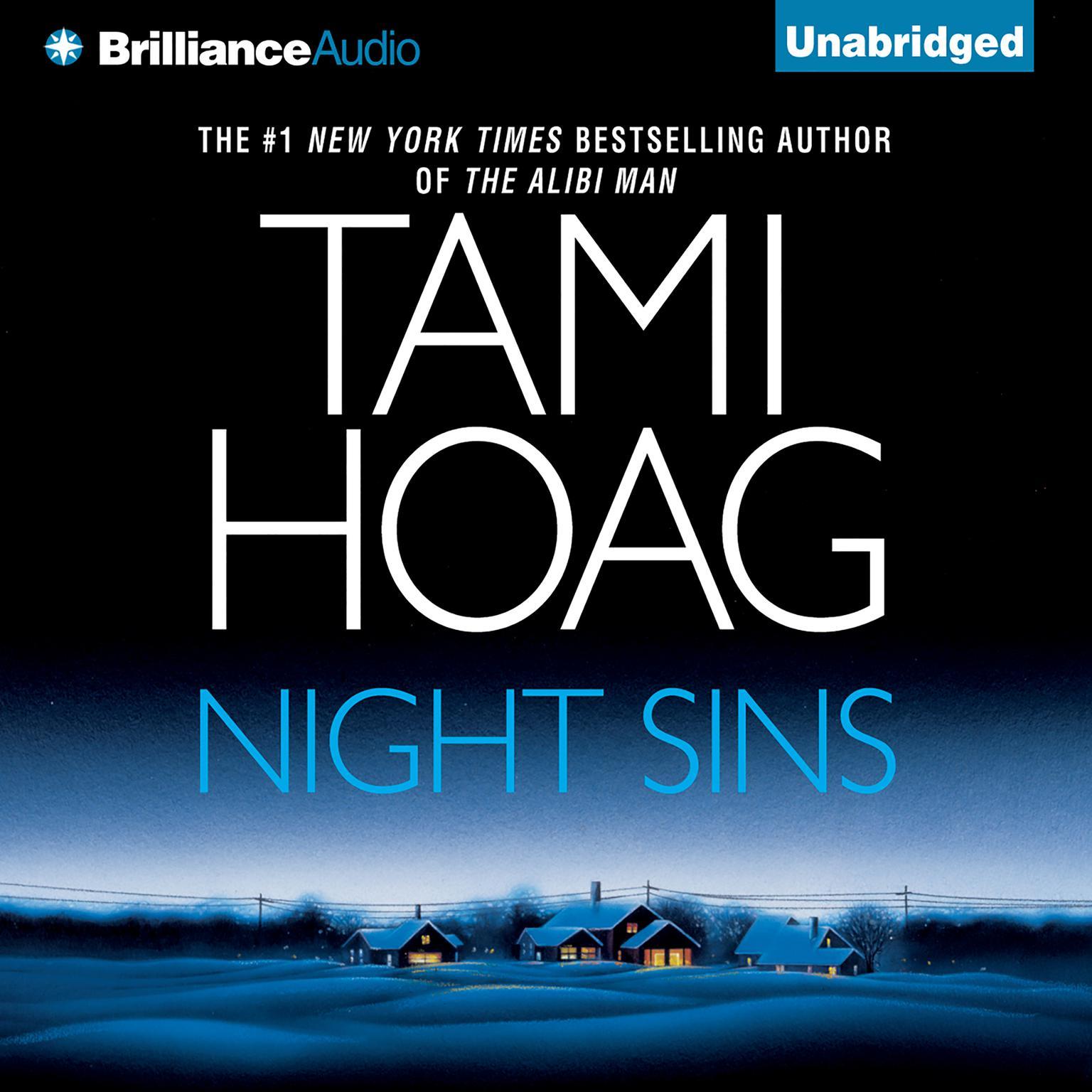 Printable Night Sins Audiobook Cover Art