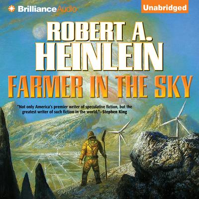 Farmer in the Sky Audiobook, by Robert A. Heinlein