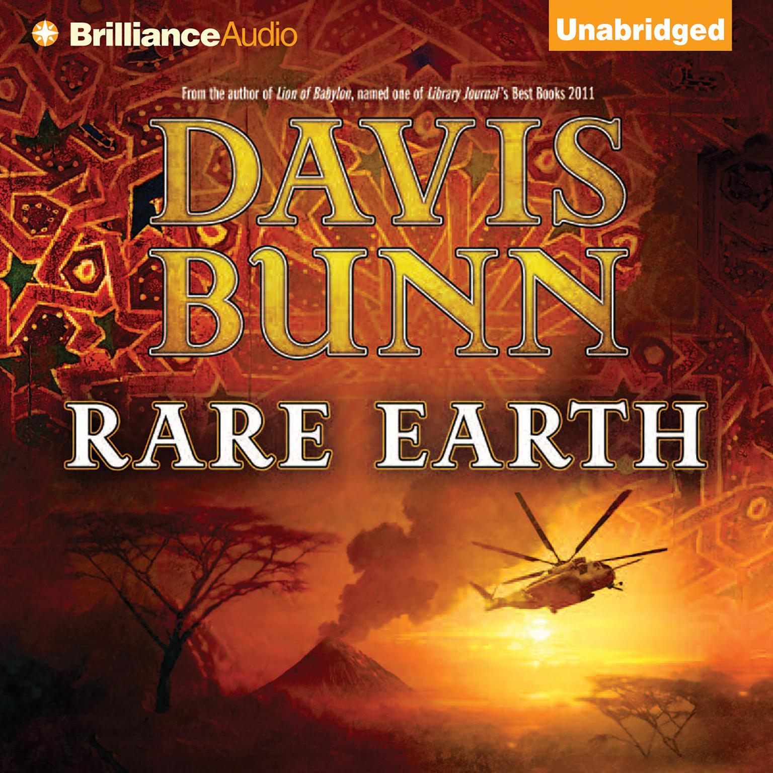 Printable Rare Earth Audiobook Cover Art
