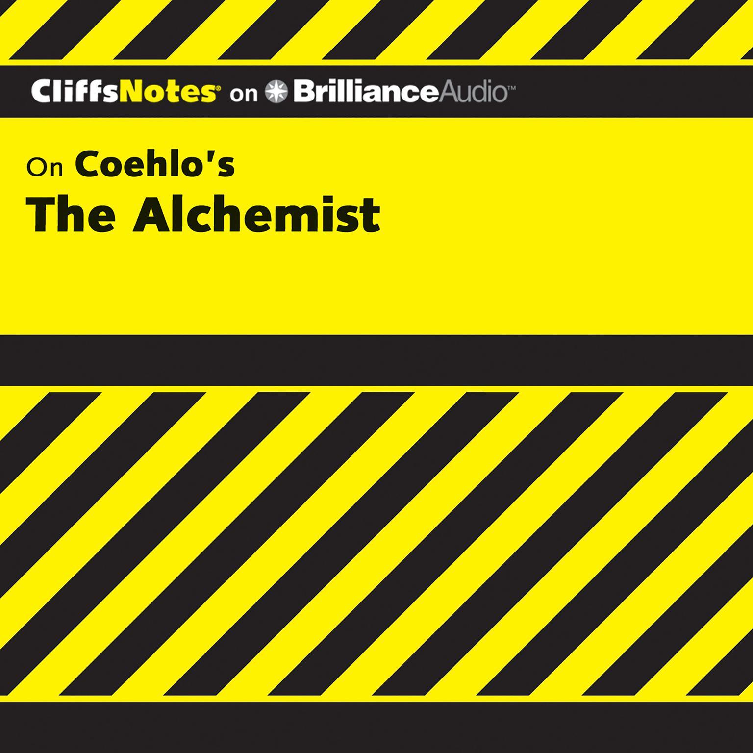 Printable On Coehlo's The Alchemist Audiobook Cover Art