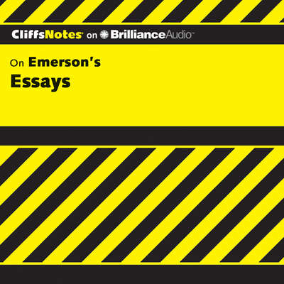 On Emerson's Essays Audiobook, by Charles W. Mignon