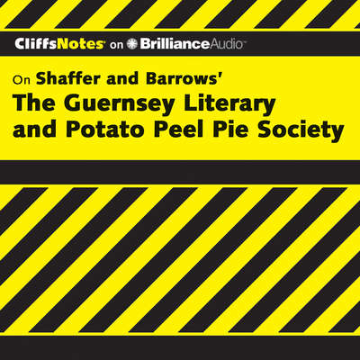 The Guernsey Literary and Potato Peel Pie Society Audiobook, by Elizabeth Conner