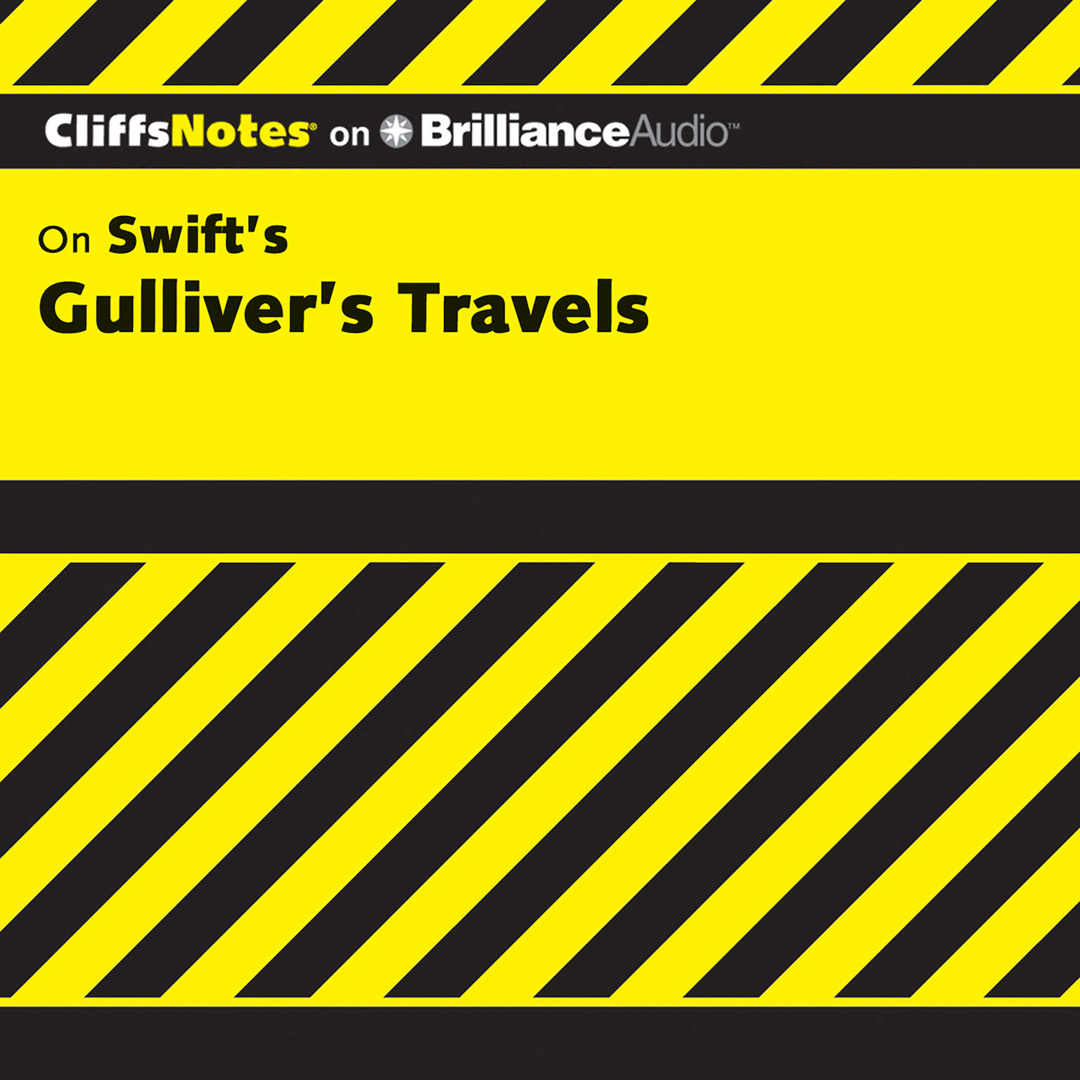Printable Gulliver's Travels Audiobook Cover Art