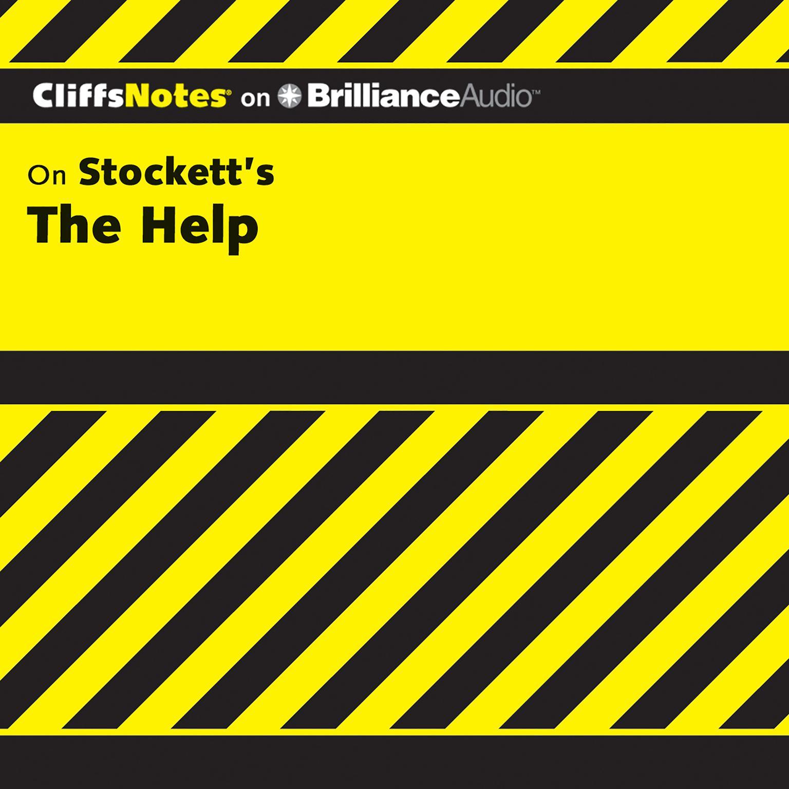 Printable On Stockett's The Help Audiobook Cover Art