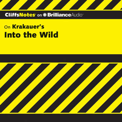 Into the Wild Audiobook, by Adam Sexton
