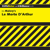 Le Morte DArthur (The Death of Arthur) Audiobook, by John N. Gardner