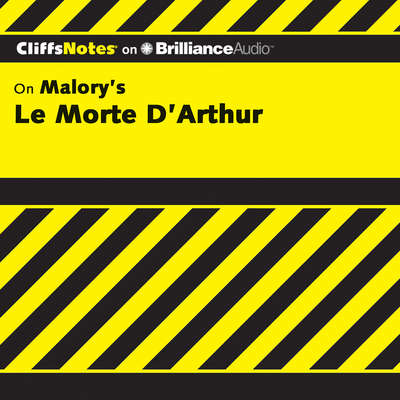 Le Morte DArthur (The Death of Arthur) Audiobook, by John N. Gardner