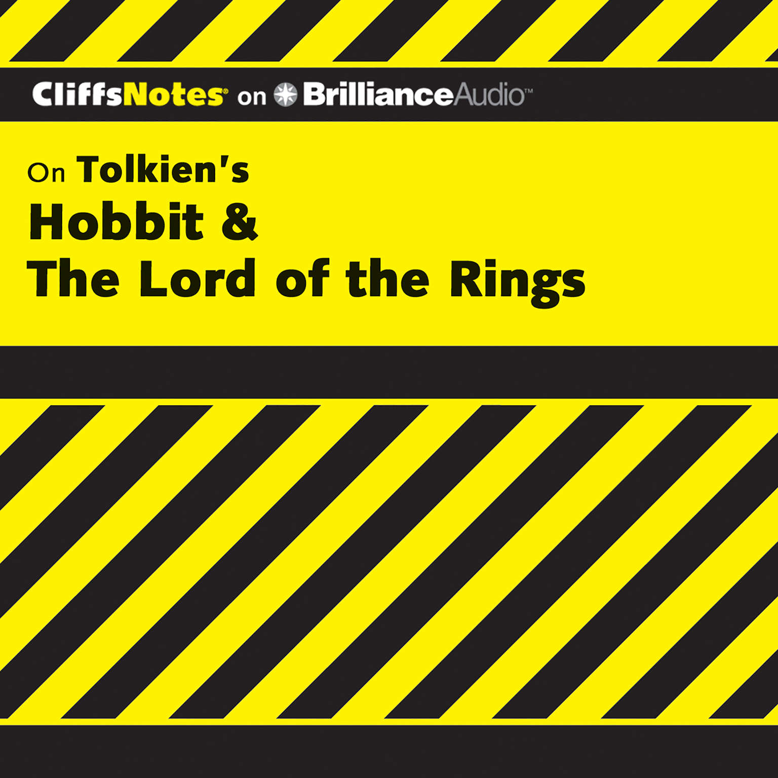 Printable The Hobbit & The Lord of the Rings Audiobook Cover Art