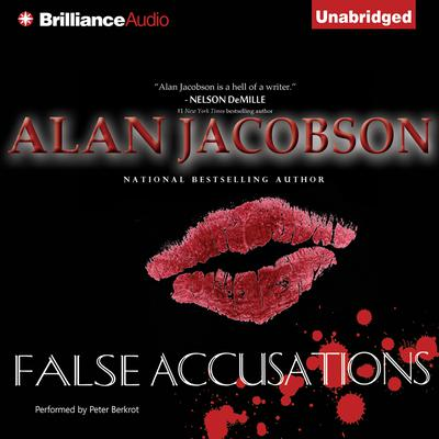 False Accusations Audiobook, by Alan Jacobson