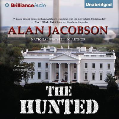 The Hunted Audiobook, by Alan Jacobson